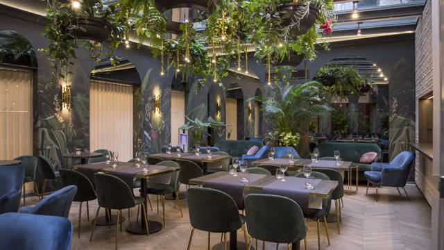 Restaurant Hotel Atrium