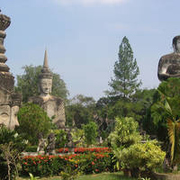 Sala Kaew beeldentuinen