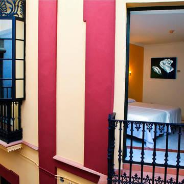 Kamer Hotel Itaca Sevilla