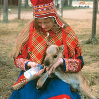 Sami vrouw