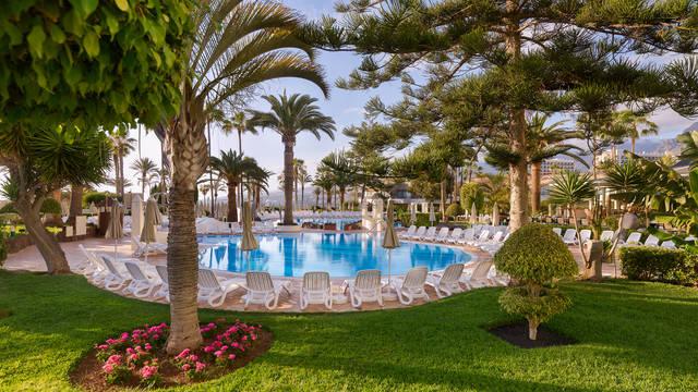 Zwembad Hotel H10 Palmeras