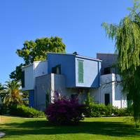 Villa's exterieur