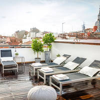 Appartementen Eric V�kel Madrid Suites