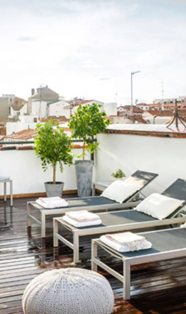 Appartementen Eric Vökel Madrid Suites