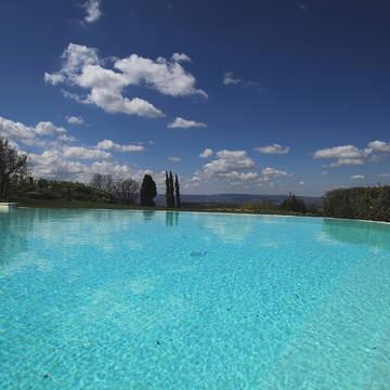 Zwembad Hotel Borgo di Cortefreda