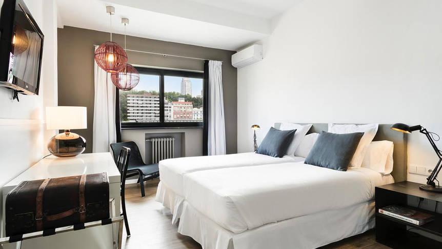 Kamer Hotel Acta Madfor