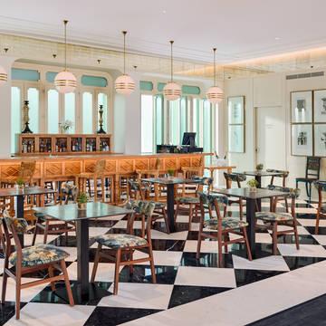 Lobby bar Hotel H10 Casa de la Plata