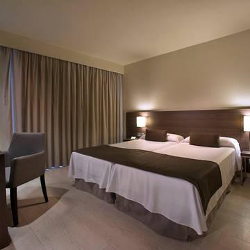 Voorbeeldkamer Park Hotel Mediterraneo & Mediterraneo Park