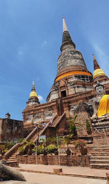 13-daagse privé rondreis - met chauffeur & gids Avontuurlijk Noord-Thailand