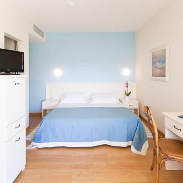 Voorbeeldkamer Hotel Andreaneri