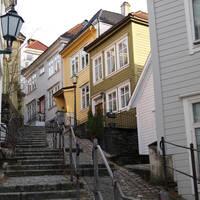 Bergen Wooden houses - Foto: Bergen Tourist Board