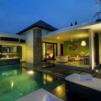 Voorbeeld One Bedroom Pool Villa