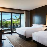 Phuket Marriott Resort & Spa -  Voorbeeldkamer Premium Poolview