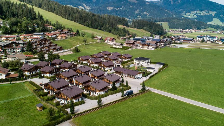 De Jong Intra Vakanties - Oostenrijk - Salzburgerland - Flachau - Alpenchalets Flachauer Gutshof Alpenchalets Flachauer Gutshof
