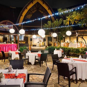 Restaurant Vila Lumbung