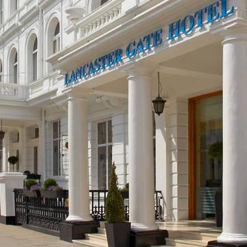 Entree Lancaster Gate Hotel