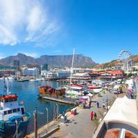Victoria & Alfred Waterfront, Kaapstad, Zuid-Afrika