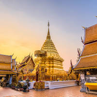 5-daagse Discovery Tour met chauffeur & gids Verrassend Noord-Thailand