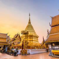 Doi Suthep Tempel Chiang Mai