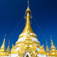Pagoda, Mae Hong Son