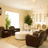 Hotel Amazonia lounge