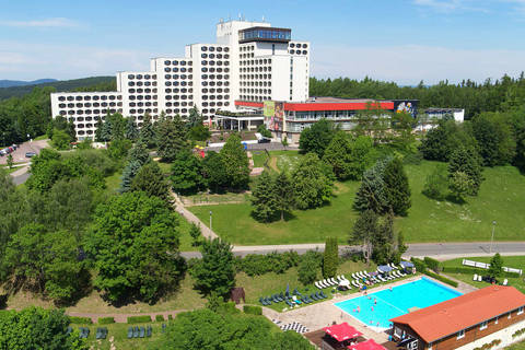 Fantastische vakantie Thüringen 🚗️AHORN Berghotel Friedrichroda
