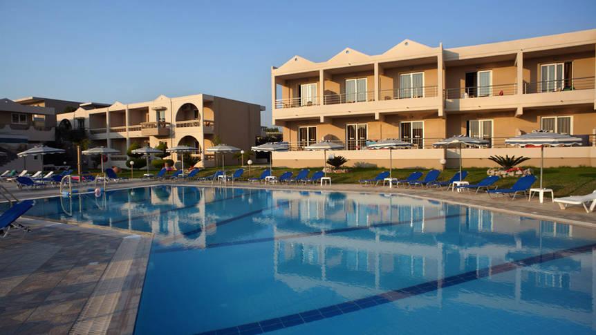 Emerald - Zwembad Emerald Appartementen
