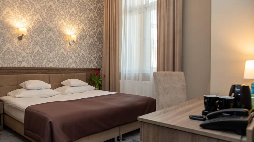 Kamer Hotel Maximum