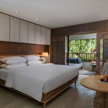 voorbeeld standaard kamer Hyatt Regency Bali