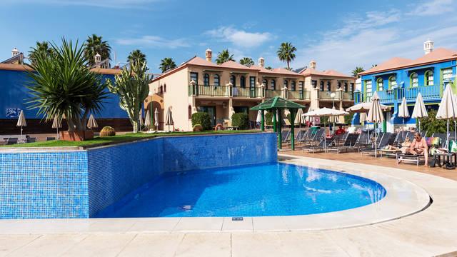 Voorbeeld zwembad Appartementen eó Maspalomas Resort