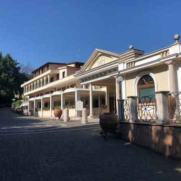 Exterieur Park Hotel Villaferrata