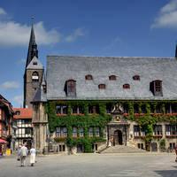 Rathaus Quedlinburg-Jürgen Meusel