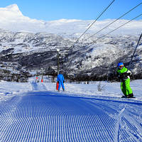 Skiën - Foto: Beitostølen