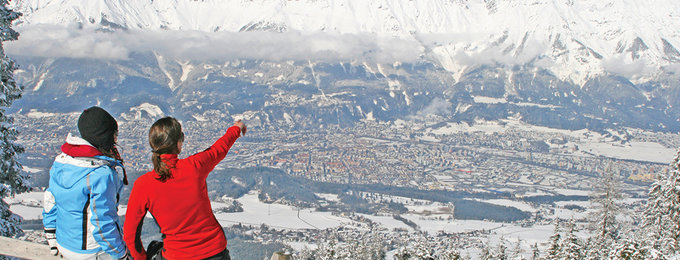 Wintersport Grossraum Innsbruck