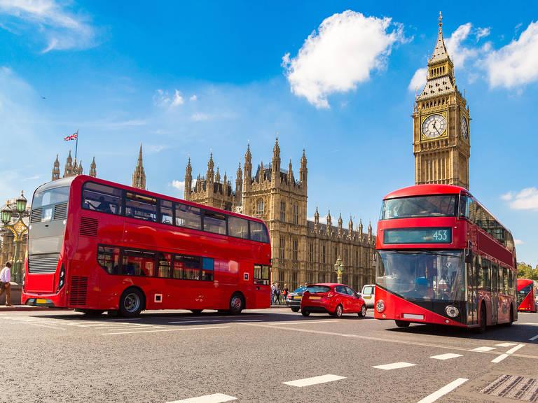 Stedentrip Londen)