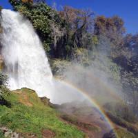 Edessa watervallen