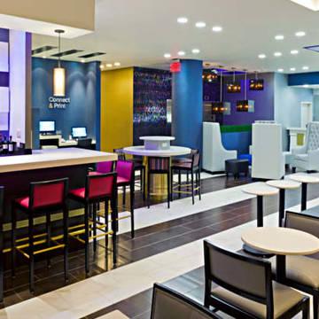 Bar Hotel Fairfield Inn & Suites Queensboro Bridge