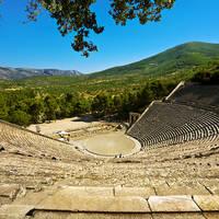 Epidaurus theather