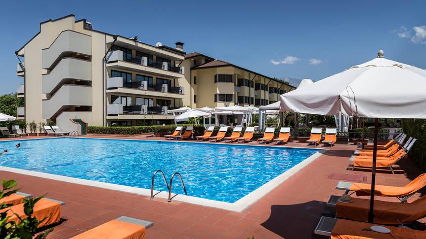 Exterieur UNAWAY Hotel Forte dei Marmi
