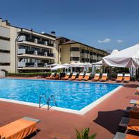 Accommodatie met zwembad