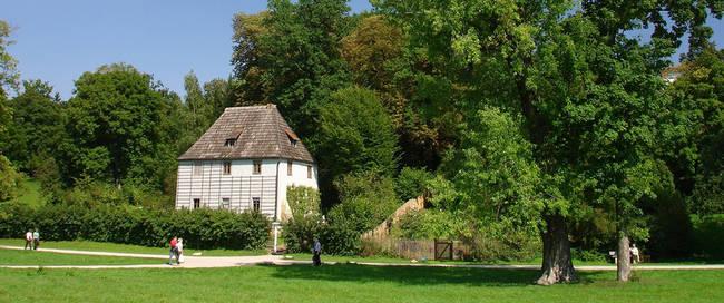 Goethes tuinhuis Weimar