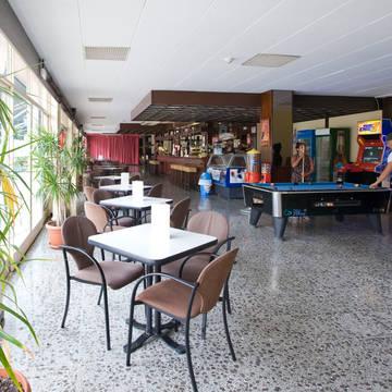 Bar Hotel Guitart Rosa