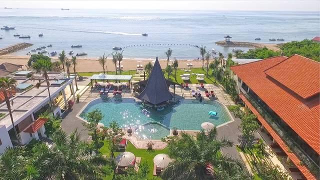 Zwembad Sadara Boutique Beach Resort