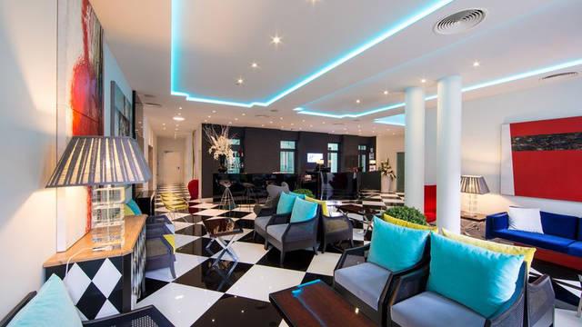 Lounge Hotel HI Express Avenida Liberdade