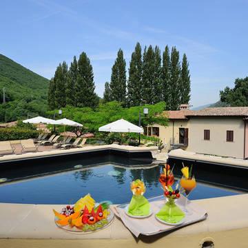 Whirlpool Borgo Santa Lucia Appartementen Guesia Village