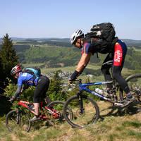 Mountainbike Winterberg