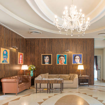 Lounge Gallery Hotel