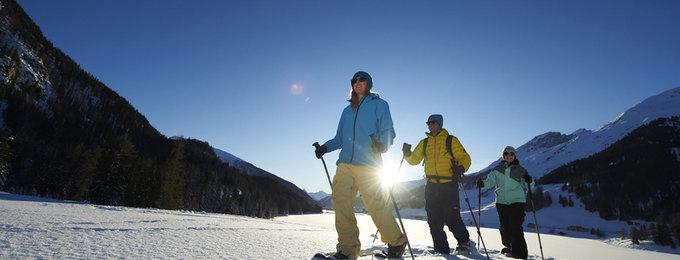 Wintersport Davos