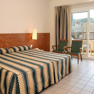 Kamer Hotel Rosamar