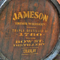Whiskeyvat Jameson